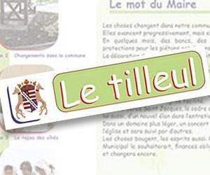 Bulletin LE TILLEUL num. 16