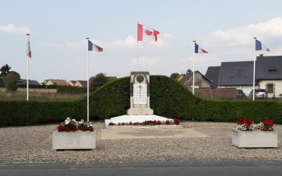 73ème anniversaire de la Libération par les Canadiens