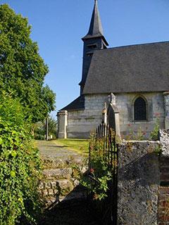 Eglise Saint-Jacques Saint-Ouen-du-Tilleul