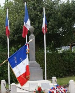 Cérémonie Anniversaire 8 mai 1945 @ Saint-Ouen-du-Tilleul | Haute-Normandie | France
