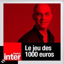 Le jeu des 1000€