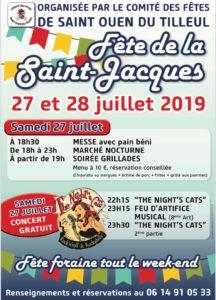 Fête de la St Jacques