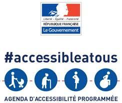 Tout bâtiment ERP (établissement recevant du public) doit être rendu accessible aux personnes handicapées